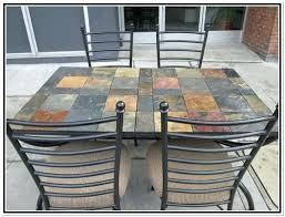 patio table top replacement idea outdoor tile table top catchy tile outdoor table build an outdoor