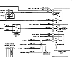 1988 dodge diplomat wiring digram need a wiring diagram for