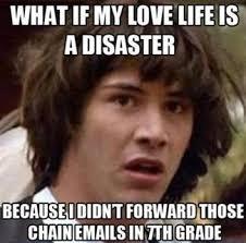 Mail Meme - chain mail meme by wisdomcube memedroid
