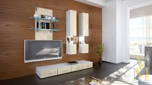 Wohnzimmerschrank Beige Großartig Wohnwand Creme Hochglanz Beige Cool 15138 Haus Ideen