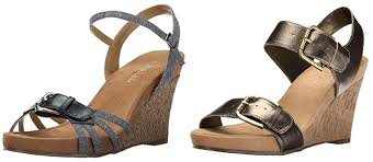 Most Comfortable Leather Sandals 10 Of The Most Comfortable Wedges For Travel 2017
