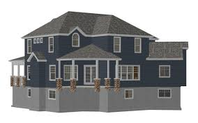 custom craftsman country house plan design sds plans house plans