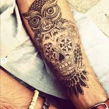 owl tattoos for females tattoo collections
