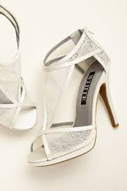 vera wang wedding shoes vera wang lace bootie with cutouts style vw371614 lace wedding