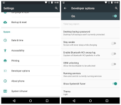 android developer options android marshmallow tips and tricks a dozen you should try