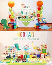 dinosaur birthday party supplies digital files dinosaur party decorations dino parade birthday