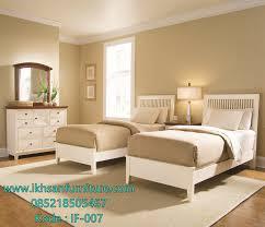 Furniture For Bedroom Set Jual Tempat Tidur Anak Kembar Minimalis Duco Tempat Tidur Anak