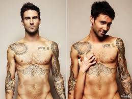 links confirms that adam levine is the sexiest alive