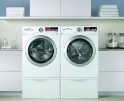 Bosch Clothes Dryers The Best Front Loading Washer Available Bosch Vision