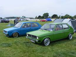 volkswagen golf mk1 modified vw golf mk1 owners club show