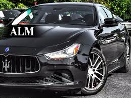 used maserati ghibli 2014 used maserati ghibli 4dr sedan s q4 at alm gwinnett serving