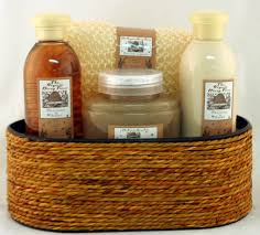 organic spa gift baskets personal celebration depot one stop for the times of your