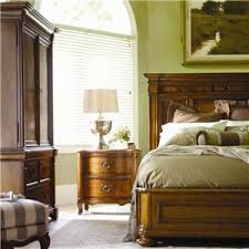 Lee Bedroom Furniture Rivage Warm Cognac By Thomasville Story U0026 Lee Furniture