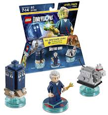the brickverse doctor who comes to lego dimensions