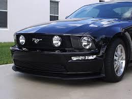 2010 Mustang Gt Black 2005 Mustang Gt New Black Billet Grill Installed Ford Mustang Forum