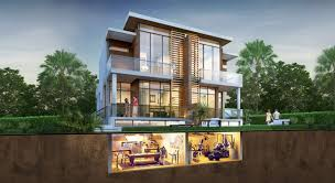 trump estates park residence luxury villas in damac hills