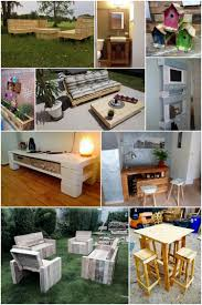 Furniture Recycling by Wood Pallet Recycling Projects Recycled Things