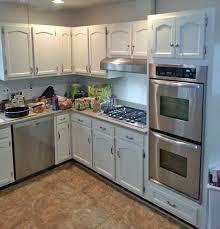 antique white finish kitchen cabinets kitchen cabinets painted in antique white milk paint