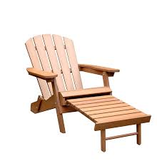 amazon com merry garden faux wood folding adirondack chair with