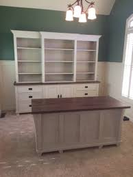 Pine Desk With Hutch Desks European Antique Pine Furniture Custom Barn Doors