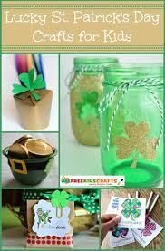 35 st patrick u0027s day crafts to make you feel irish craft paper