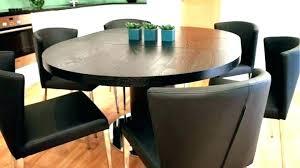 expanding circular dining table expanding round dining table radiofradio com