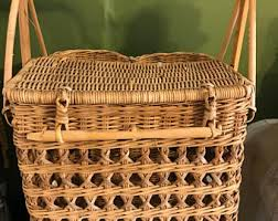 country wine basket wine and cheese etsy