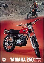 yamaha brochure l2g 100 1971 1972 1973 1974 sales catalog