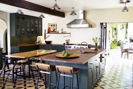 Indoor Kitchen 10 Indoor Outdoor Kitchens You U0027ll Swoon Over