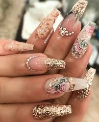 641 best beautiful coffin nails images on pinterest coffin nails