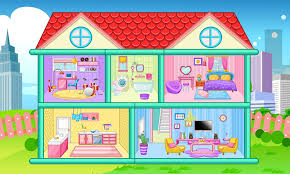 unusual home decor games delightful decoration barbie doll house
