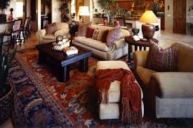 Color Schemes For Living Rooms With Brown Furniture by 5 Ways To Decorate With Red Hgtv