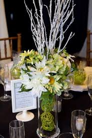 Black And Silver Centerpieces by 7 Best Clover Green U0026 Black Wedding With Silver Accents Images On