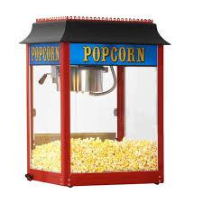 great northern all star 8 oz popcorn machine 6129 home depot
