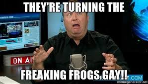Gay Meme Generator - they re turning the frogs gay frequently used memes pinterest