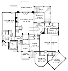 Queen Anne Style House Plans Historic Queen Anne Victorian House Plans House Plan