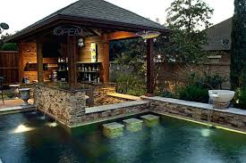 pool houses with bars amazing pool houses amazing modern motif designs swimming pool