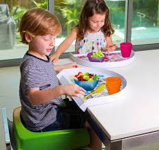 booster seats for dinner table toosh coosh booster seats and trays