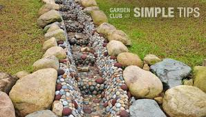 drainage problems grading is the solution garden club