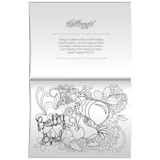 kellogg coloring book accessories kellogg u0027s store