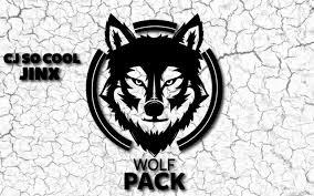 wolf pack logo design illustrator cj so cool logo