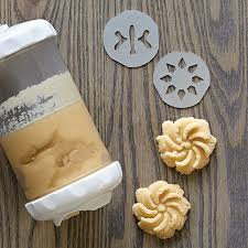 classic spritz cookies recipes pampered chef us site