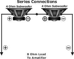 subwoofer wiring how to wire this sub amp yahoo answers
