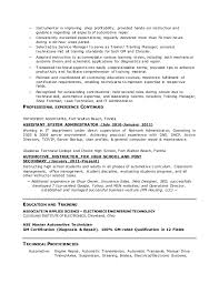 exle of a professional resume for a donald bates resume 2 4 17