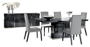 ALF Monte Carlo Piece Dining Set Contemporary Dining Sets - Monte carlo dining room set