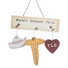 Nurse Christmas Ornament - world u0027s greatest nurse