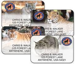 defenders of wildlife address labels address labels message