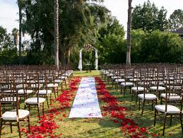 outdoor wedding venues in orange county the best orange county wedding venues officiant