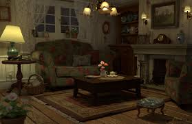 Vintage Livingroom Vintage Living Room