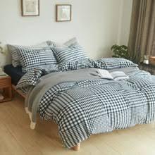 Green Plaid Duvet Cover Online Get Cheap Spring Comforter Sets Aliexpress Com Alibaba Group